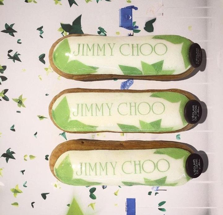 eclairs Jimmy Choo