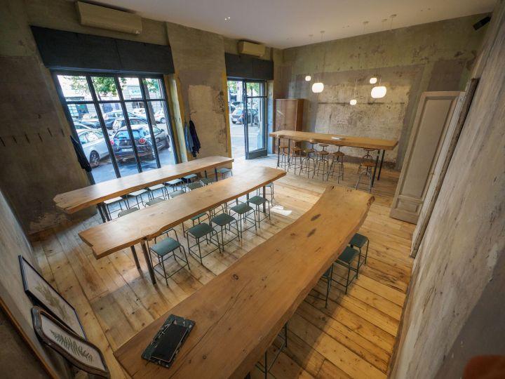 La nuova cucina ispirata dalla natura Wooding by il velo e il cilindro 5