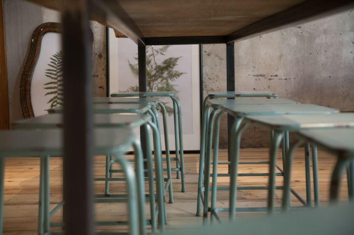 La nuova cucina ispirata dalla natura Wooding by il velo e il cilindro 6