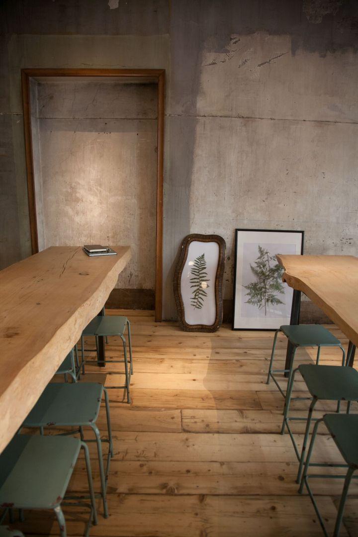 La nuova cucina ispirata dalla natura Wooding by il velo e il cilindro 8
