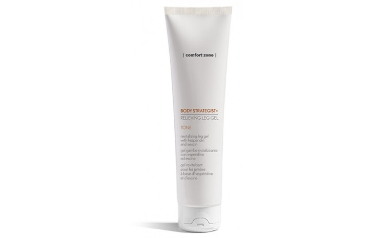 Comfort Zone Body Strategist+Relieving leg gel