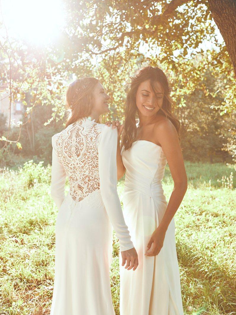 Abiti da sposa sostenibili: #WeDoEco la nuova collezione ...